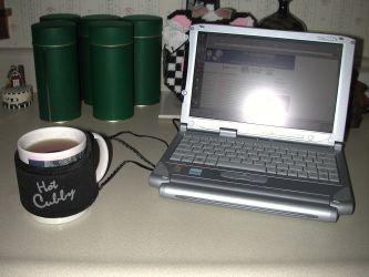 الآن ، تسخين الشاي والقهوه لا يتطلب اكثر من منفذ Usb